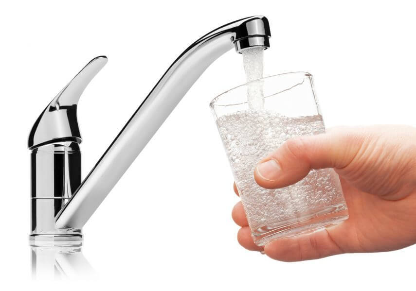 Drinking Tap Water