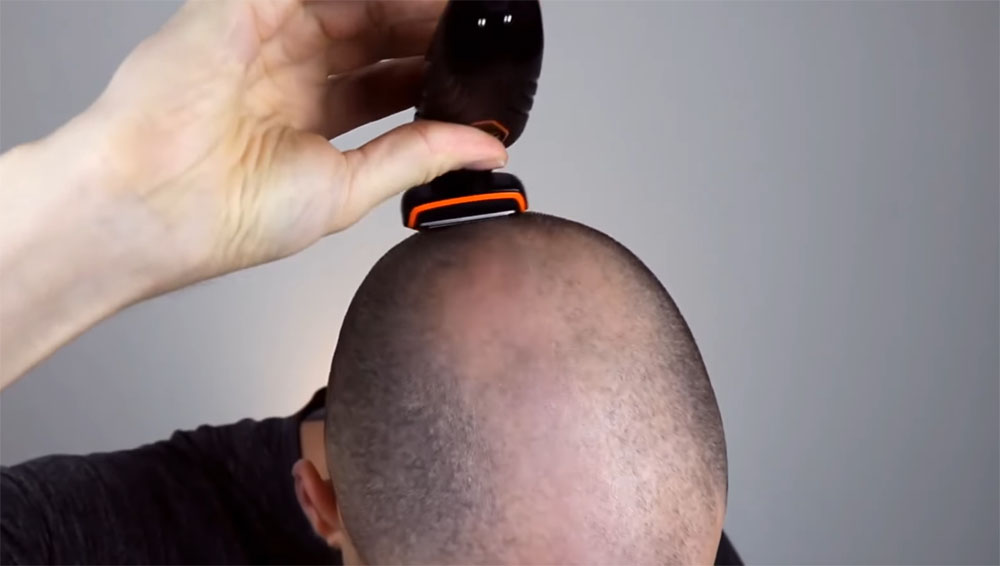 For Buzzed Hair