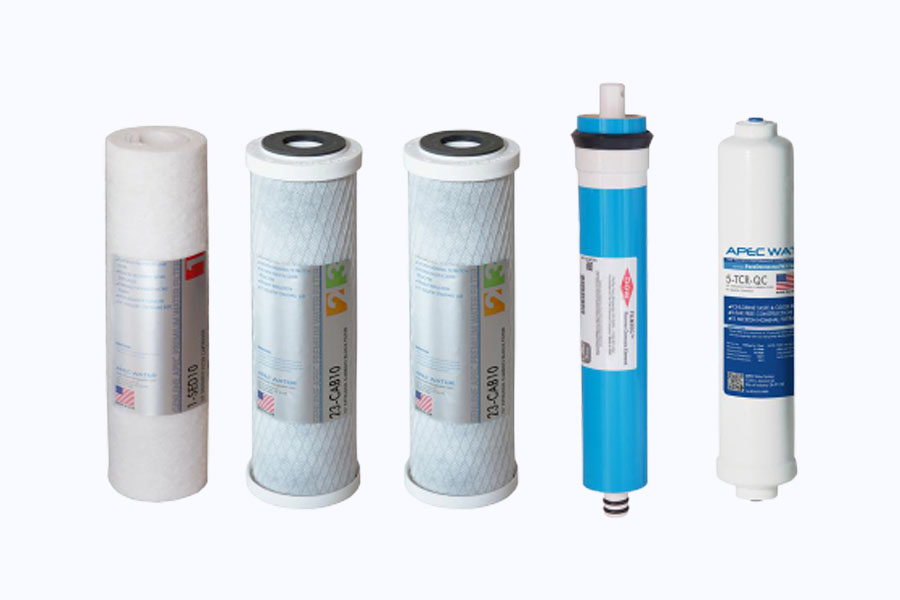 How to Clean Reverse Osmosis Filters