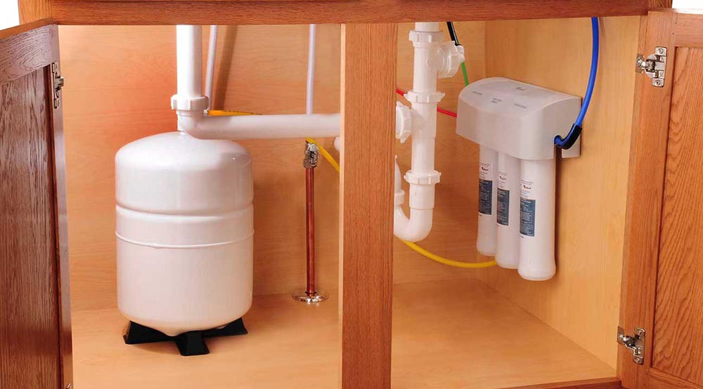 Reverse Osmosis Water Softener System